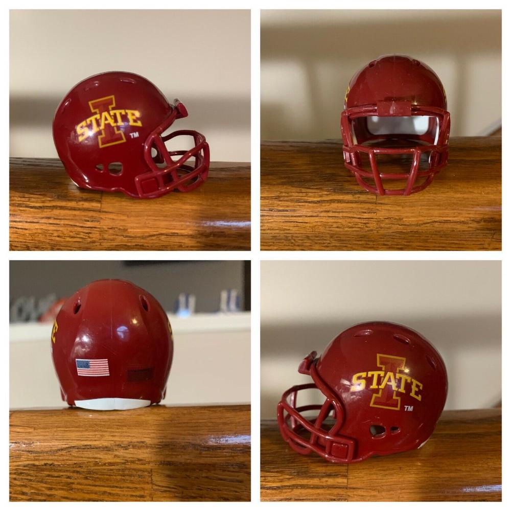 Iowa State Cyclones 2020 Pocket Pro Football Helmet Jack