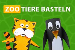 Zootiere Basteln