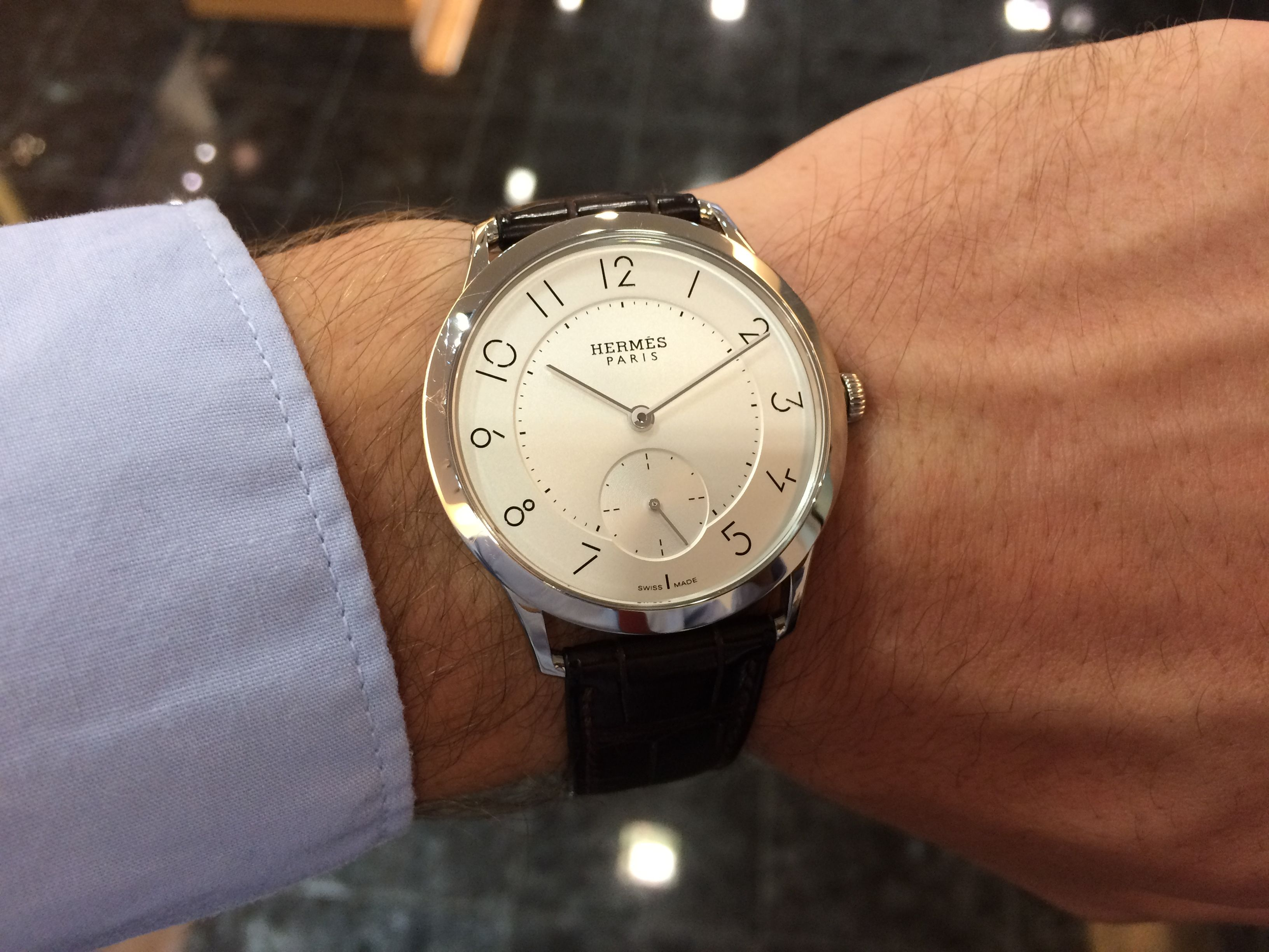 in hermes dressage southampton watches retrograde moonphase s calendar herm