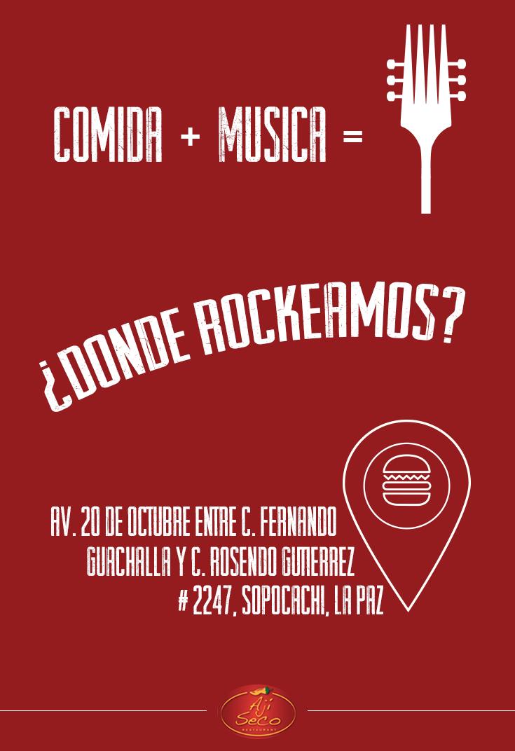 Sí andas perdido por la ciudad y no sabes dónde se encuentran las mejores hamburguesas y la mejor música, ¡espera! En la Av. 20 de Octubre entre C. Fernando Guachalla y C.
