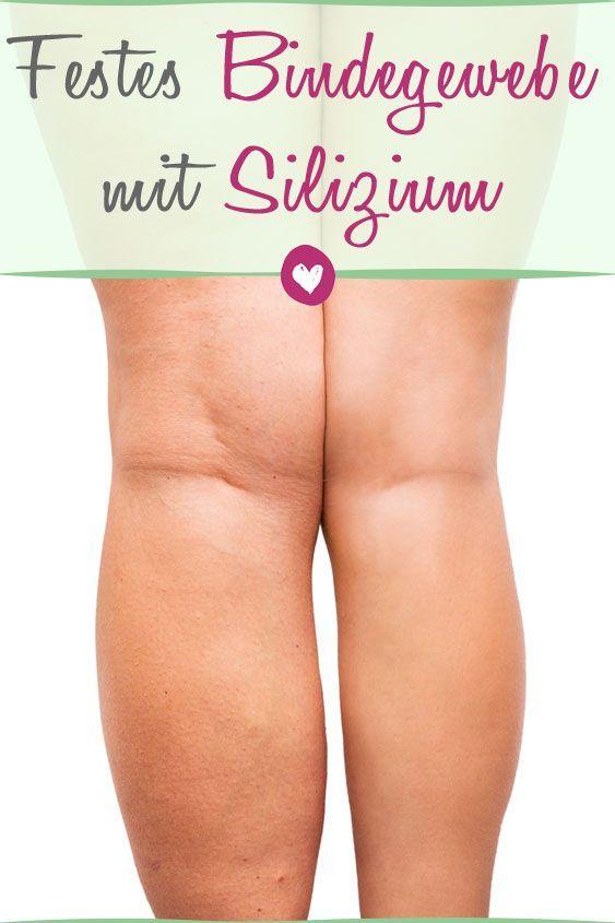 Silizium stärkt ein schwaches Bindegewebe