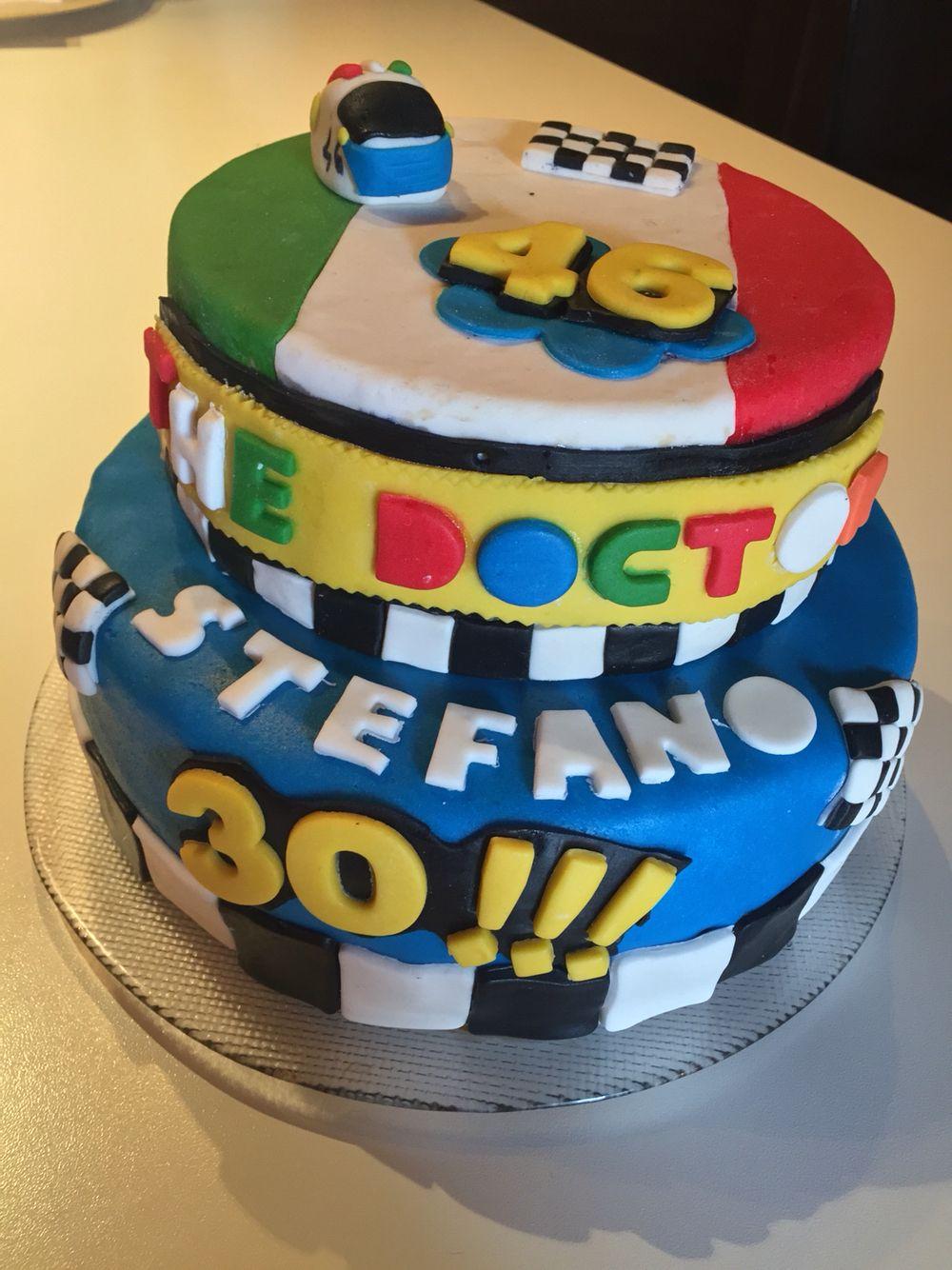 Torta Valentino Rossi Cake design Pinterest – Valentino Rossi Birthday Card