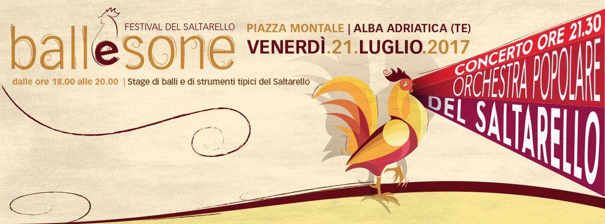 Ball e Sone *Festival del Saltarello* – Alba Adriatica #eventiteramo #eventabruzzo