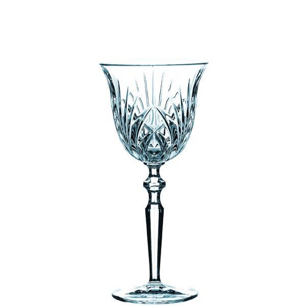 Rødvin glas 21,4 cm / 23 cl.