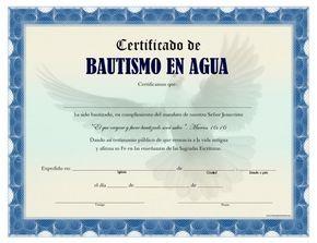 Citas biblicas para bautizo cristiano