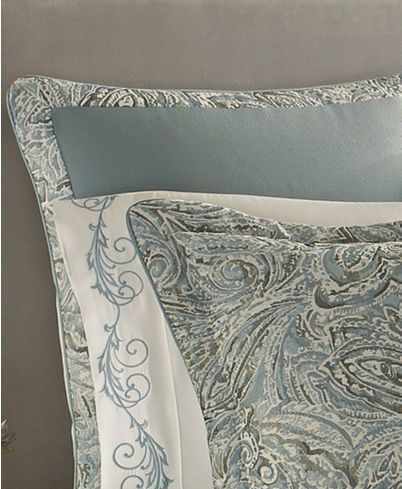 Photo of J Queen New York Giovani 4-Pc. California King Comforter Set & Reviews – Bedding Collections – Bed & Bath – Macy's