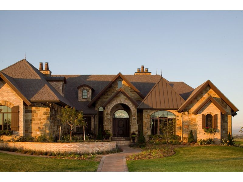 Eagle View Luxury Home Luxury House Plans Craftsman House Plans House Plans