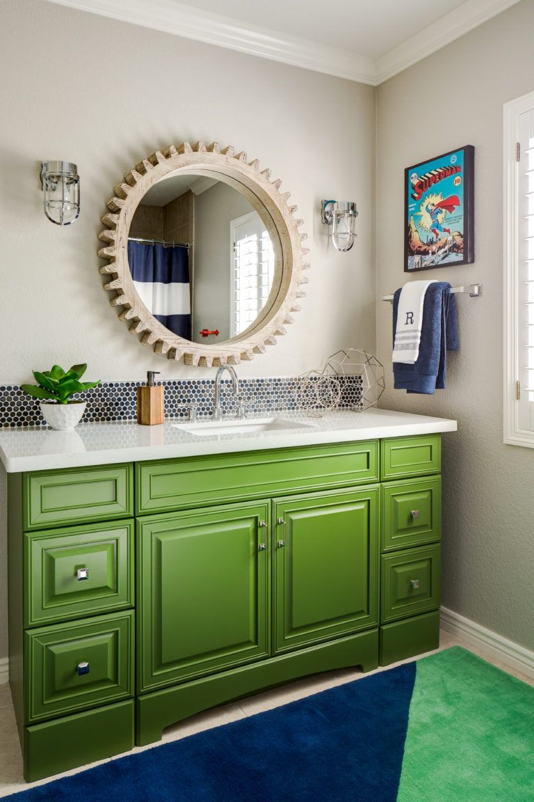 Neue raumwandgestaltung modern super hero kids room  bad  pinterest  badezimmer und baden