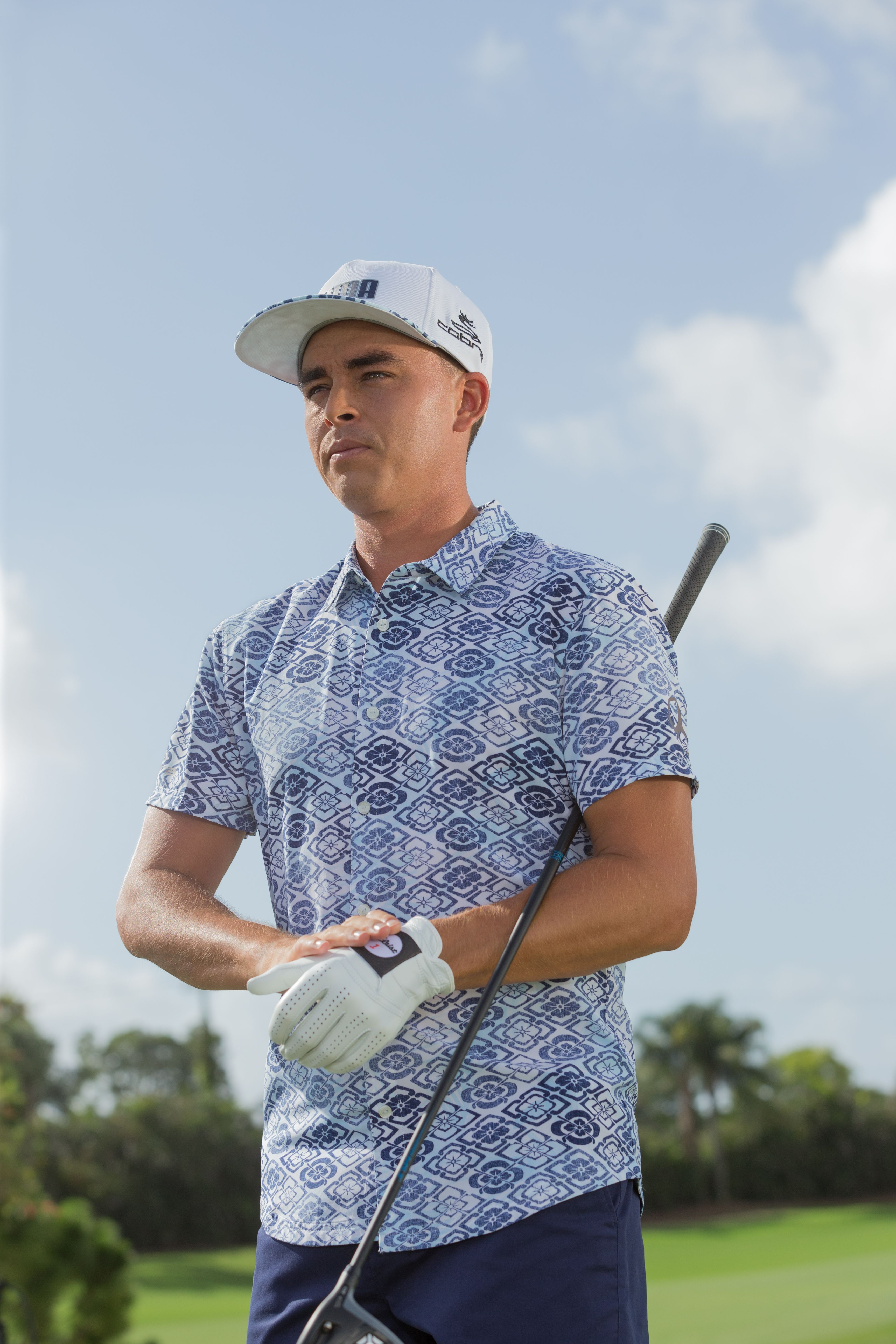 Rickie's Style - #PumaGolf #Aloha Collection #golf