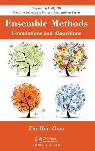 Read Book Ensemble Methods Foundations And Algorithms Chapman