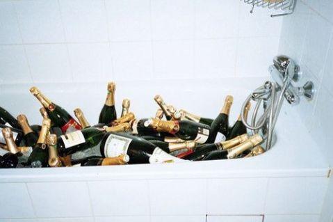 """bathtub full O' fun! Or """"bubble bath"""""""