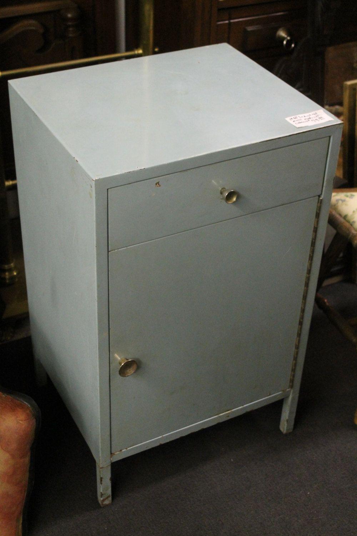 1950s Industrial Metal Medical 79.99, via Etsy