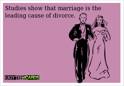 Causes of divorce in marriage