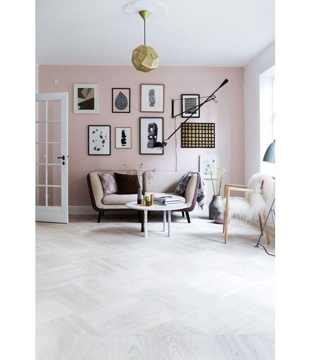 20 photos qui donnent envie davoir un intérieur rose poudré appartement féminindeco