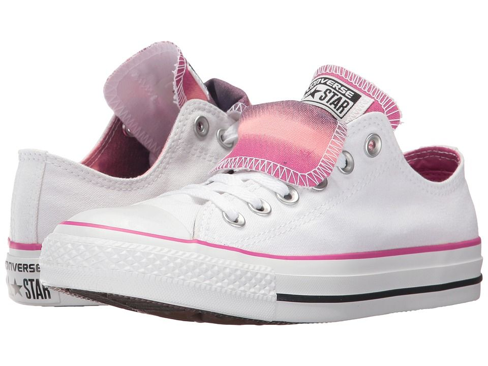 CONVERSE CONVERSE CTAS DOUBLE TONGUE OX (WHITEPINKPINK