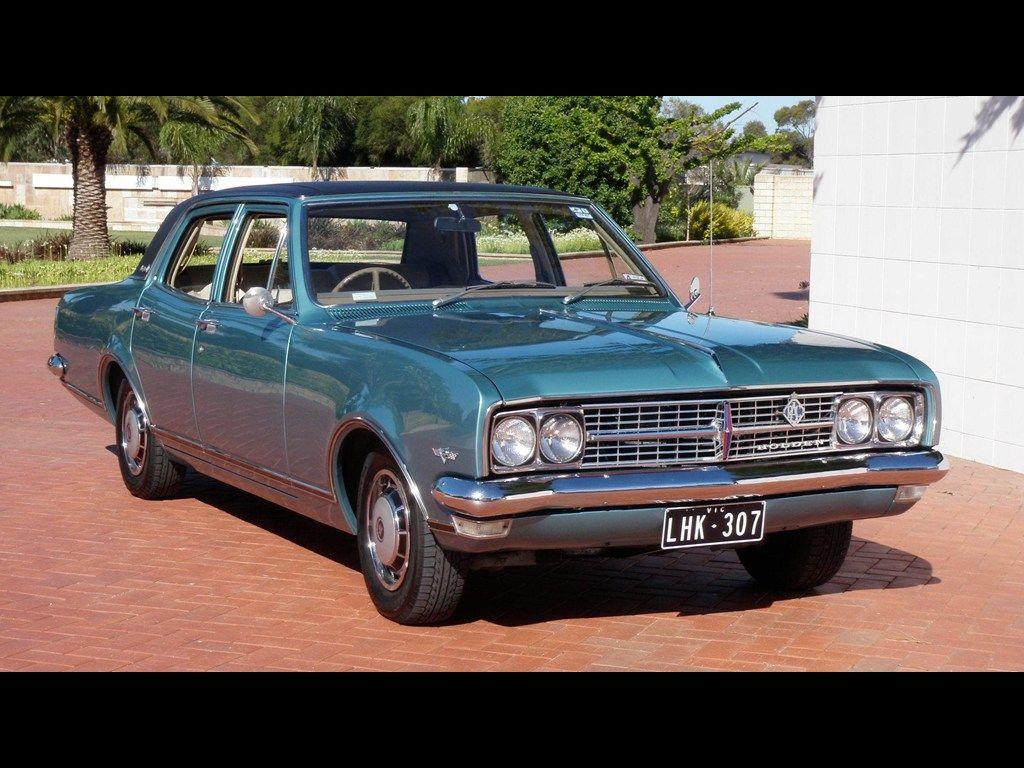 1968 Holden | 1968 HOLDEN BROUGHAM HK for sale $49,500 | Australian ...