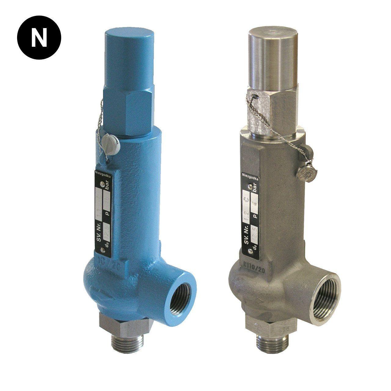 Niezgodka type 1 relief valve relief valve valve relief