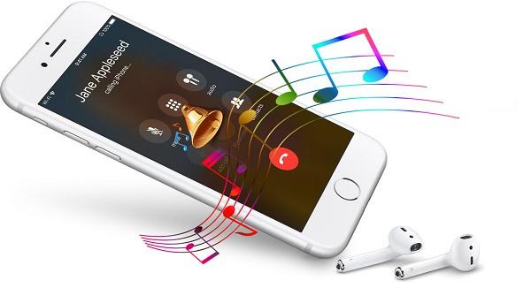 Songs von Amazon Music als iPhone Klingelton einstellen