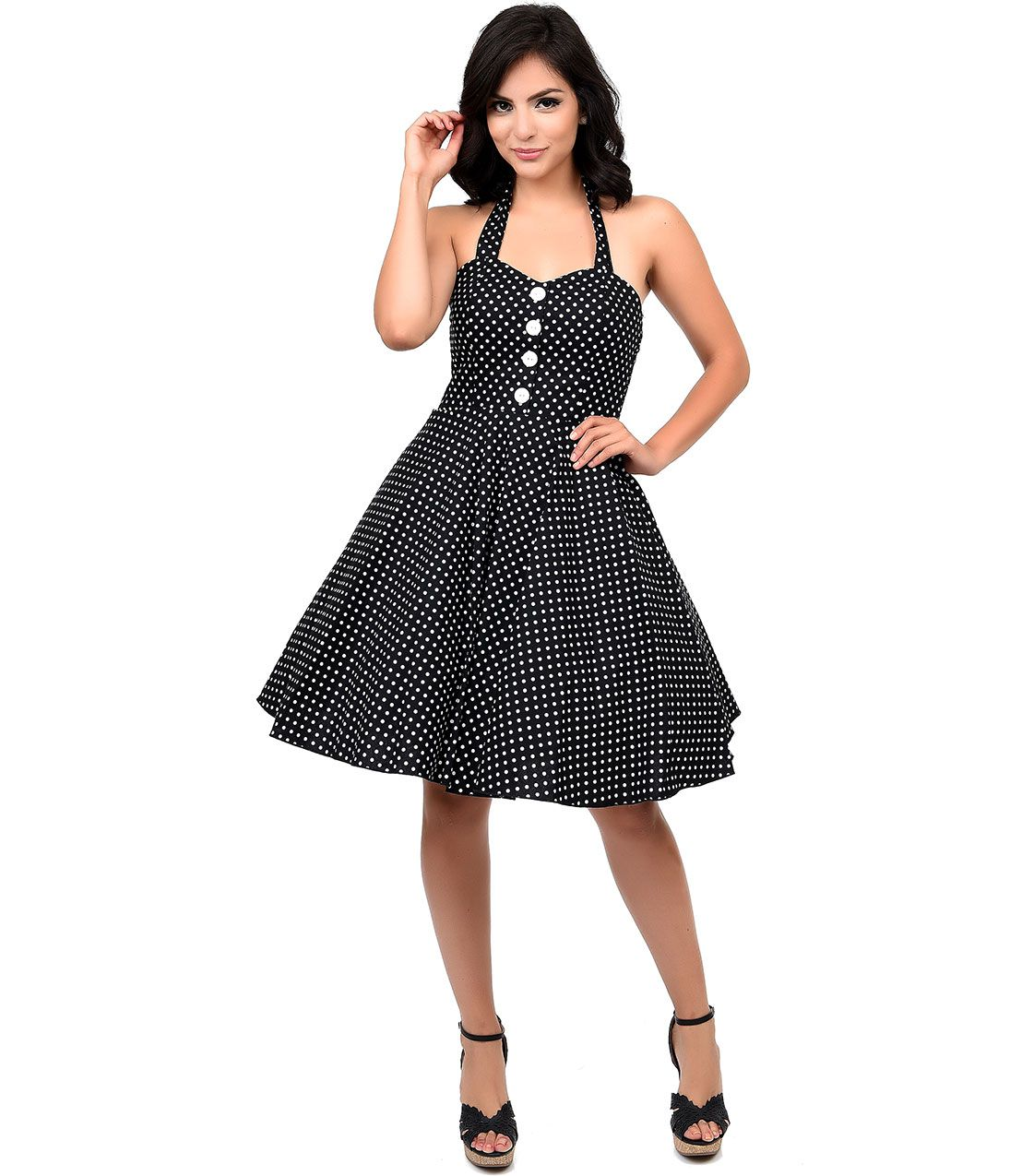 retro flare dress photoshoot - Google Search