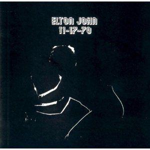 Elton John Live 17 11 70 Vinyl Lp Vinyl Vinyl Records Elton John Live