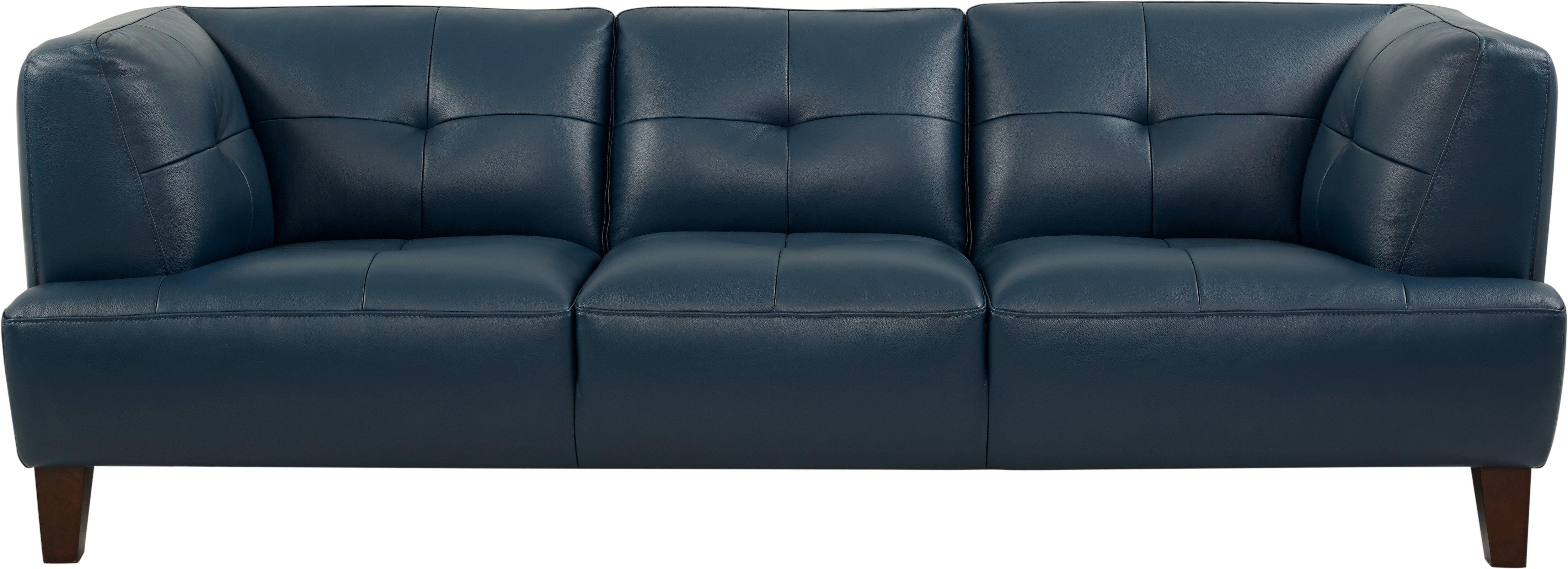 Blue Leather Couch Blue Leather Sofa Leather Sofa Blue Leather Couch