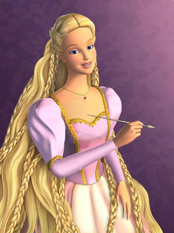 Barbie As Rapunzel Barbie Movies Barbie Quotes Barbie Cartoon