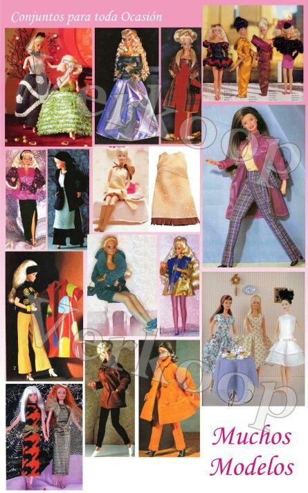 Vestidos en crochet revista