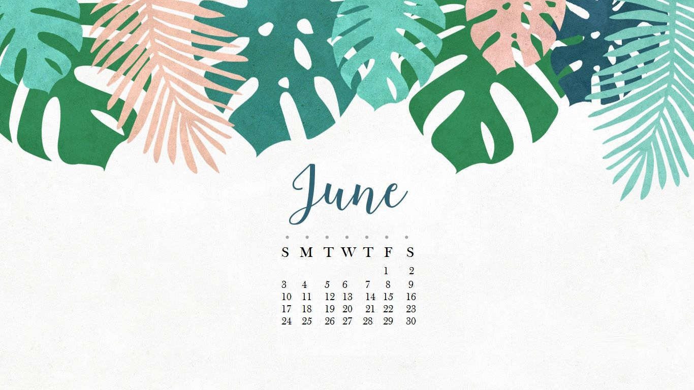 Calendar Wallpaper Originals : June desktop calendar pinterest