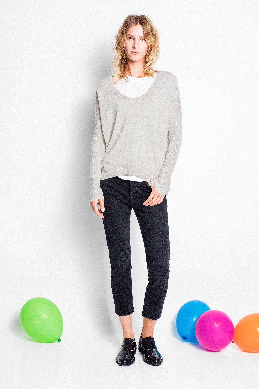 cba3e426a2 Zadig   Voltaire V-neck sweater