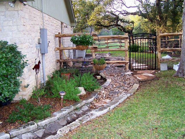 We Got Rocks   Backyard drainage, Garden solutions ...