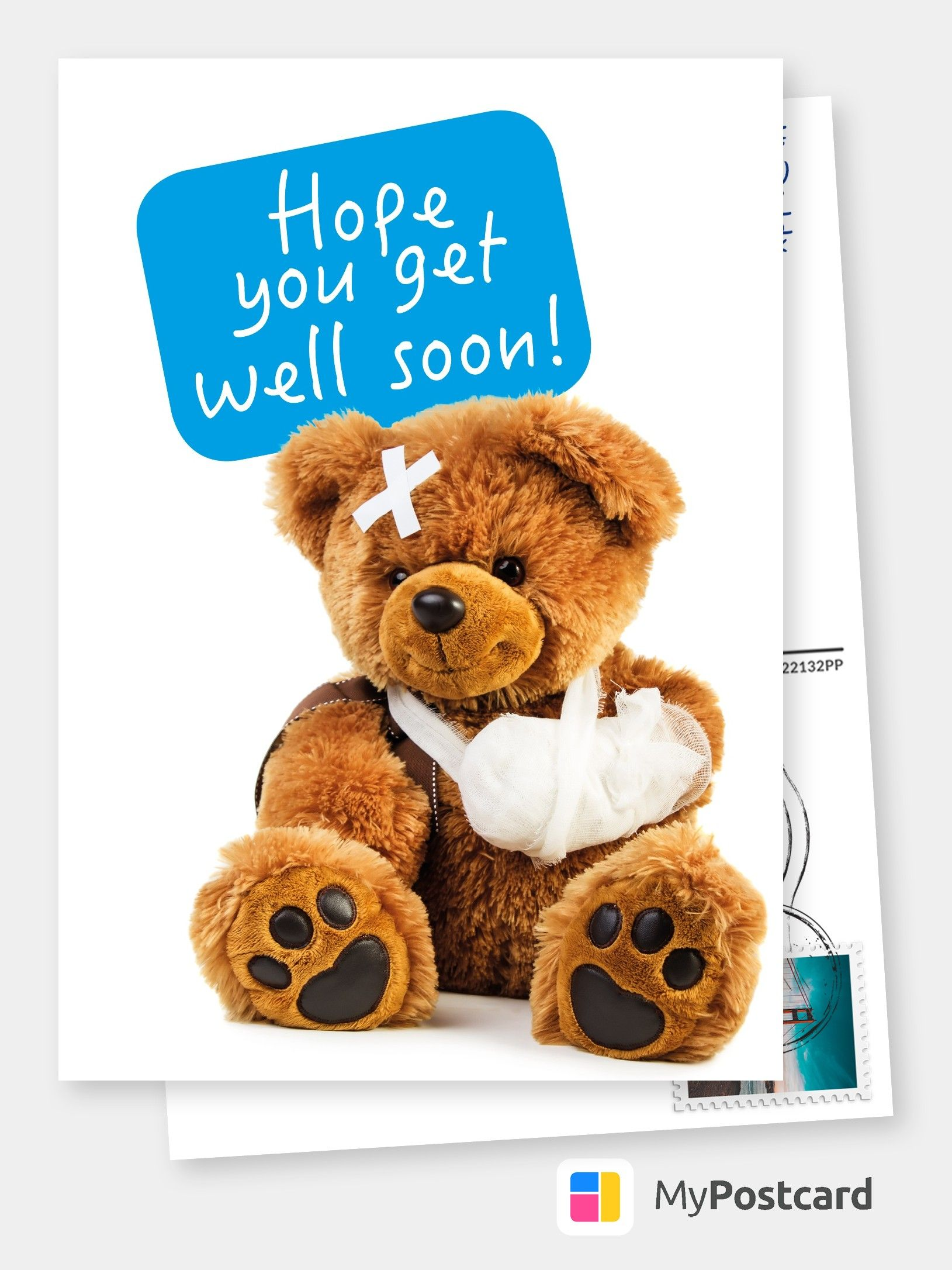 Free printable get well soon cards templates print and