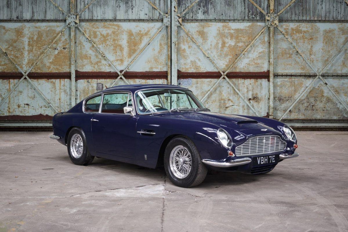 Aston Martin DB Vantage Aston Martin Classic Cars - 1967 aston martin