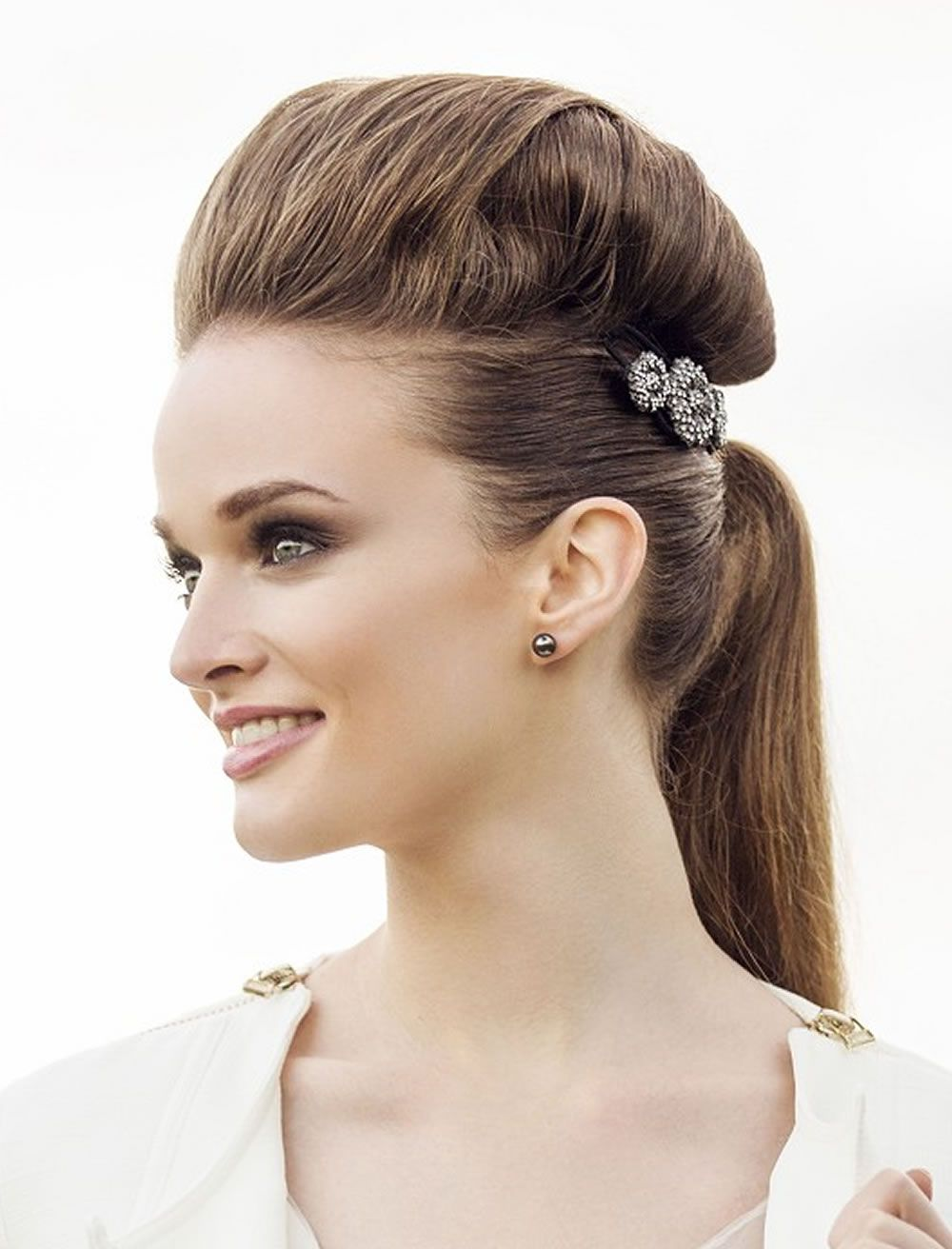 32 beautiful hairstyles for 2018 | women's hairstyles | pinterest | updo