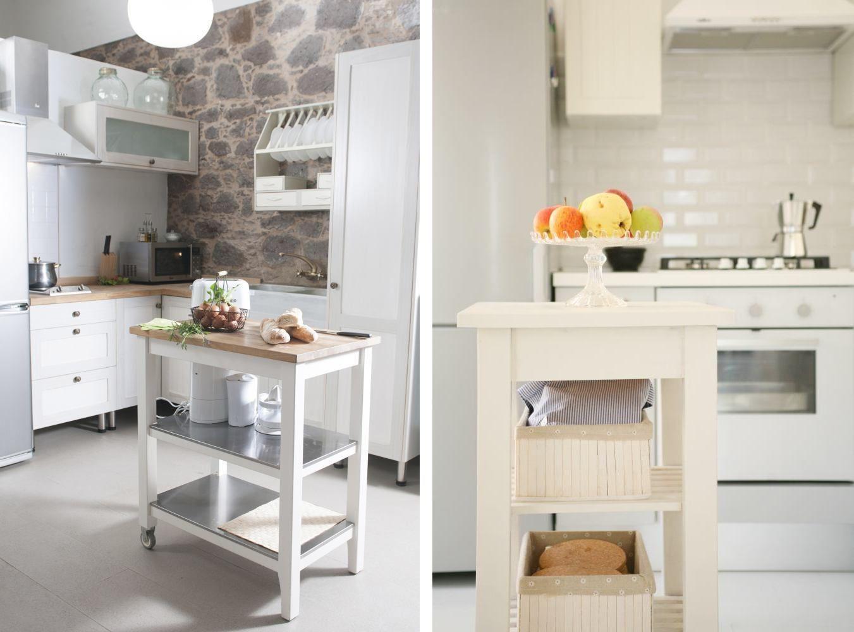 Funkcjonalna Zamknieta Kuchnia Z Wyspa Home Decor Home Furniture
