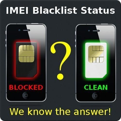 how to get iphone off blacklist