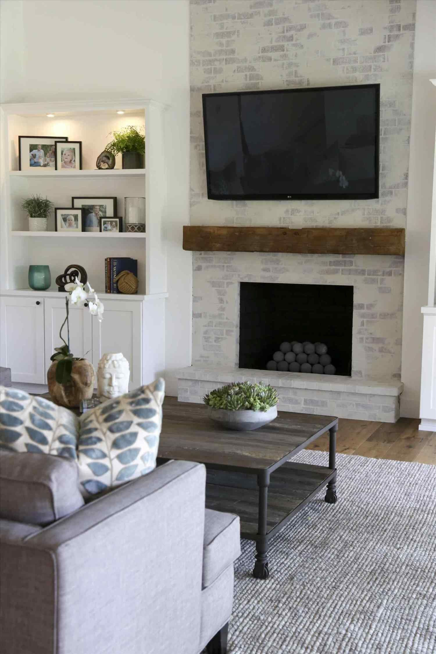 Joanna Gaines Fireplace Inspirational Design Makeover Fixer Upper