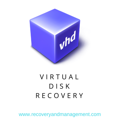 Smart VHD Recovery tool to repair corrupt VHD files support