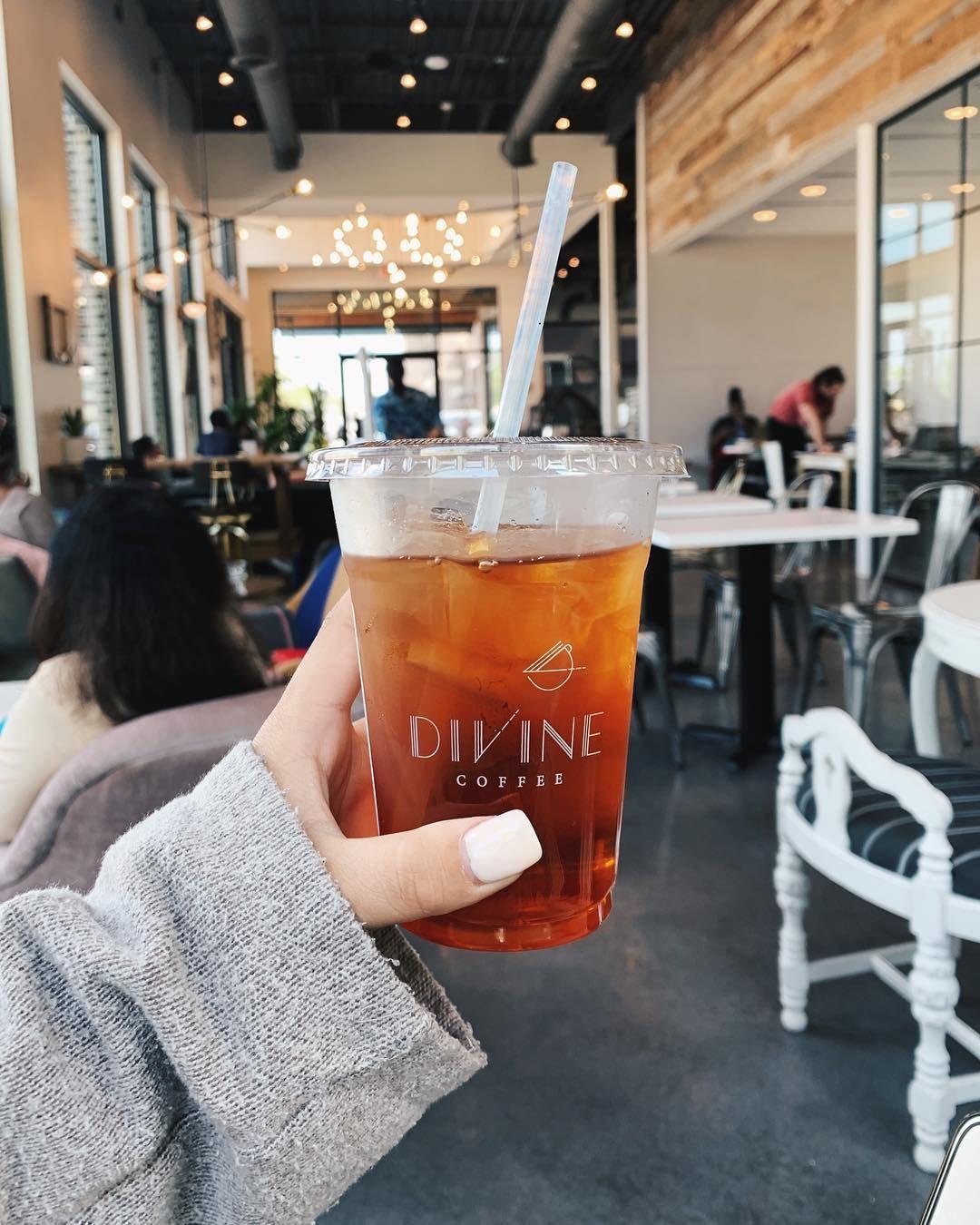 """eats by julia ☆ on Instagram """"Divine Coffee in Suwanee"""