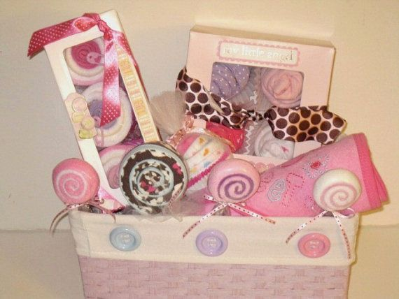 Welcome Home Baby Gift Basket Christie S Crafts Ideas