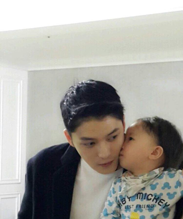 Kim JaeJoong 김재중 (And nephew)