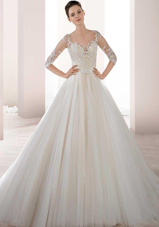 e59b01e4a29b Demetrios 667 Ball Gown Wedding Dress