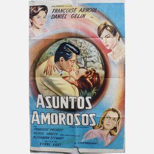 1961 La Morte Saison Des Amours Now Featured On Fab Art Tech Accessories Book Cover