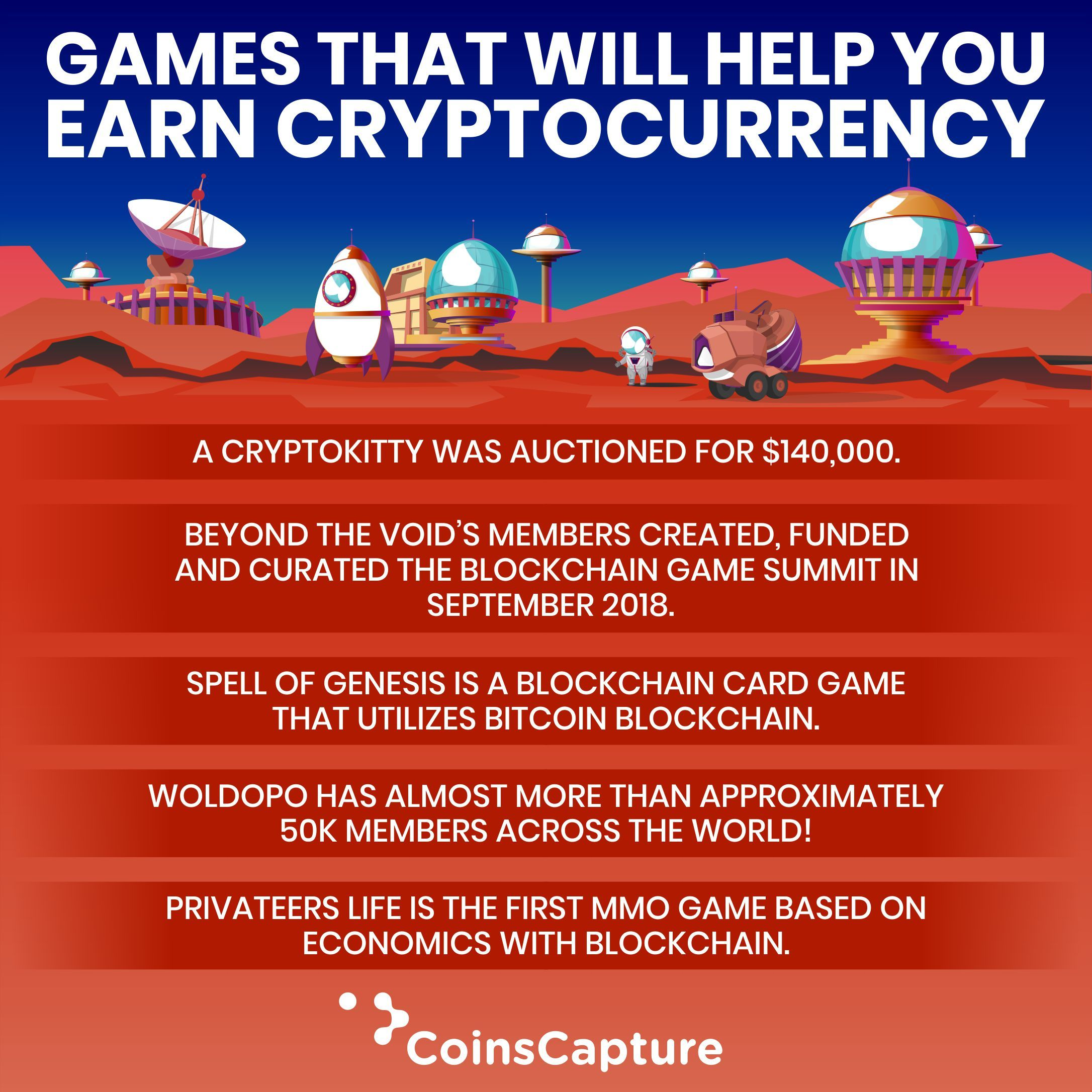 5 Popular Games to Earn Cryptocurrency in 2020 ...