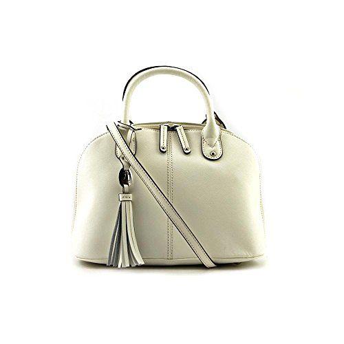 Tignanello Mini Convertible SaffiaNo Satchel Handbag