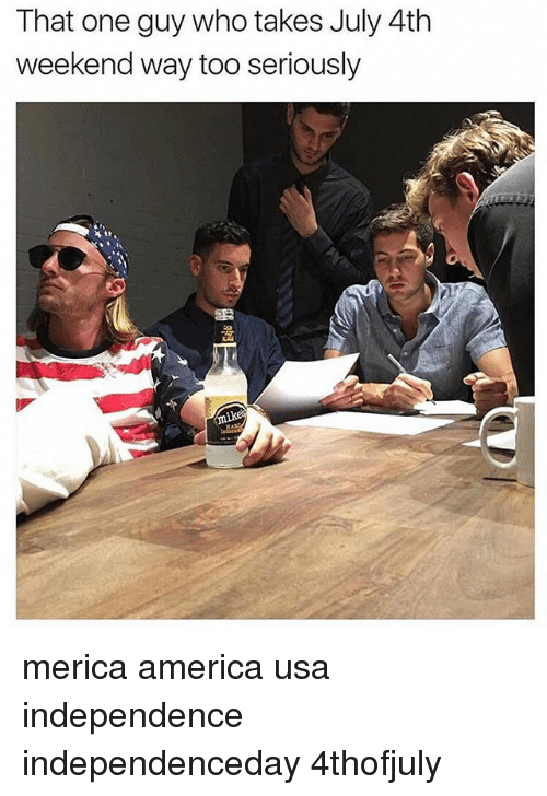 Pin On Best 50 Hilarious Happy 4th Of July Memes Pics