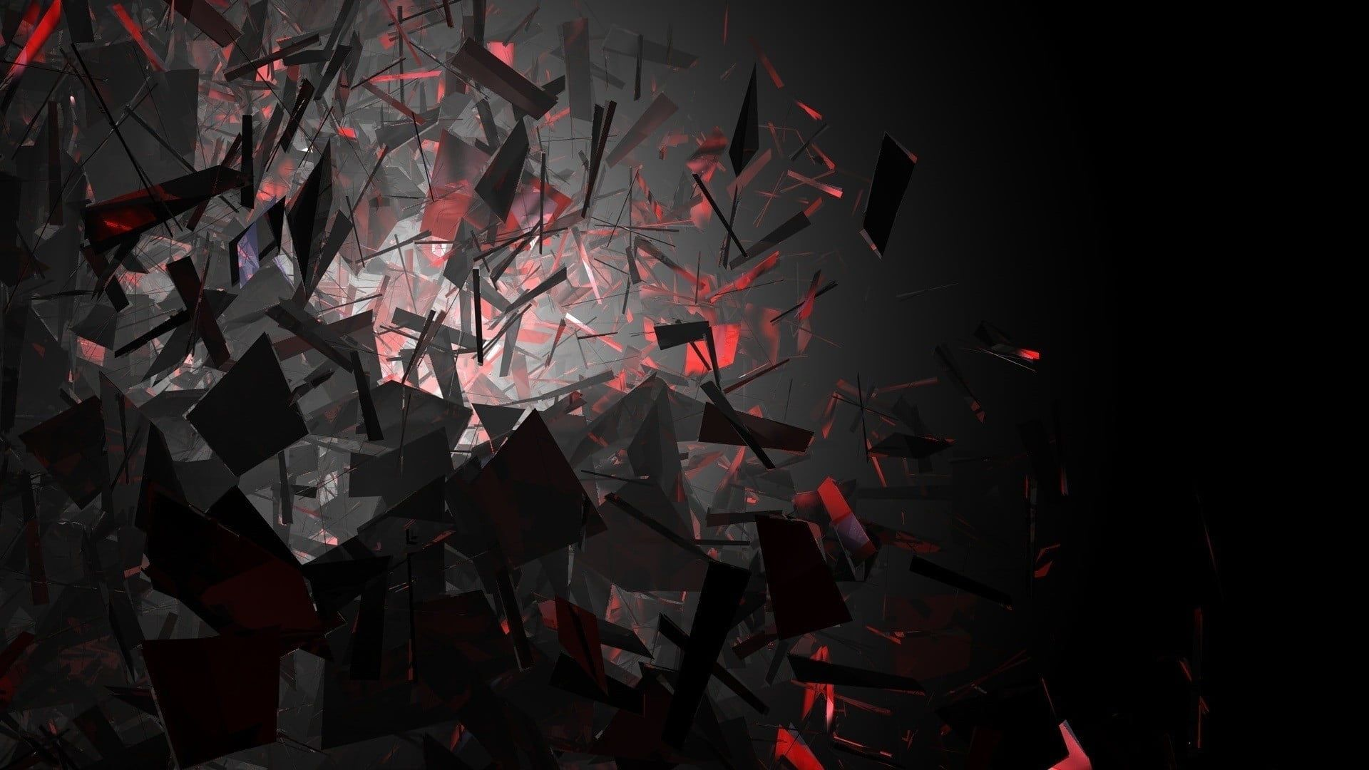 Black And Red Graphic Wallpaper Abstract Digital Art 1080p Wallpaper Hdwallpaper Desktop In 2020 Abstract Wallpaper Graphic Wallpaper Abstract