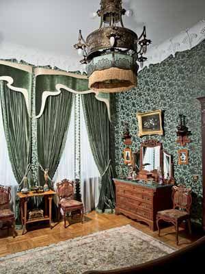 Curtains Ideas art deco curtains : 17 Best images about Art Nouveau Wallpapers on Pinterest   Arts ...
