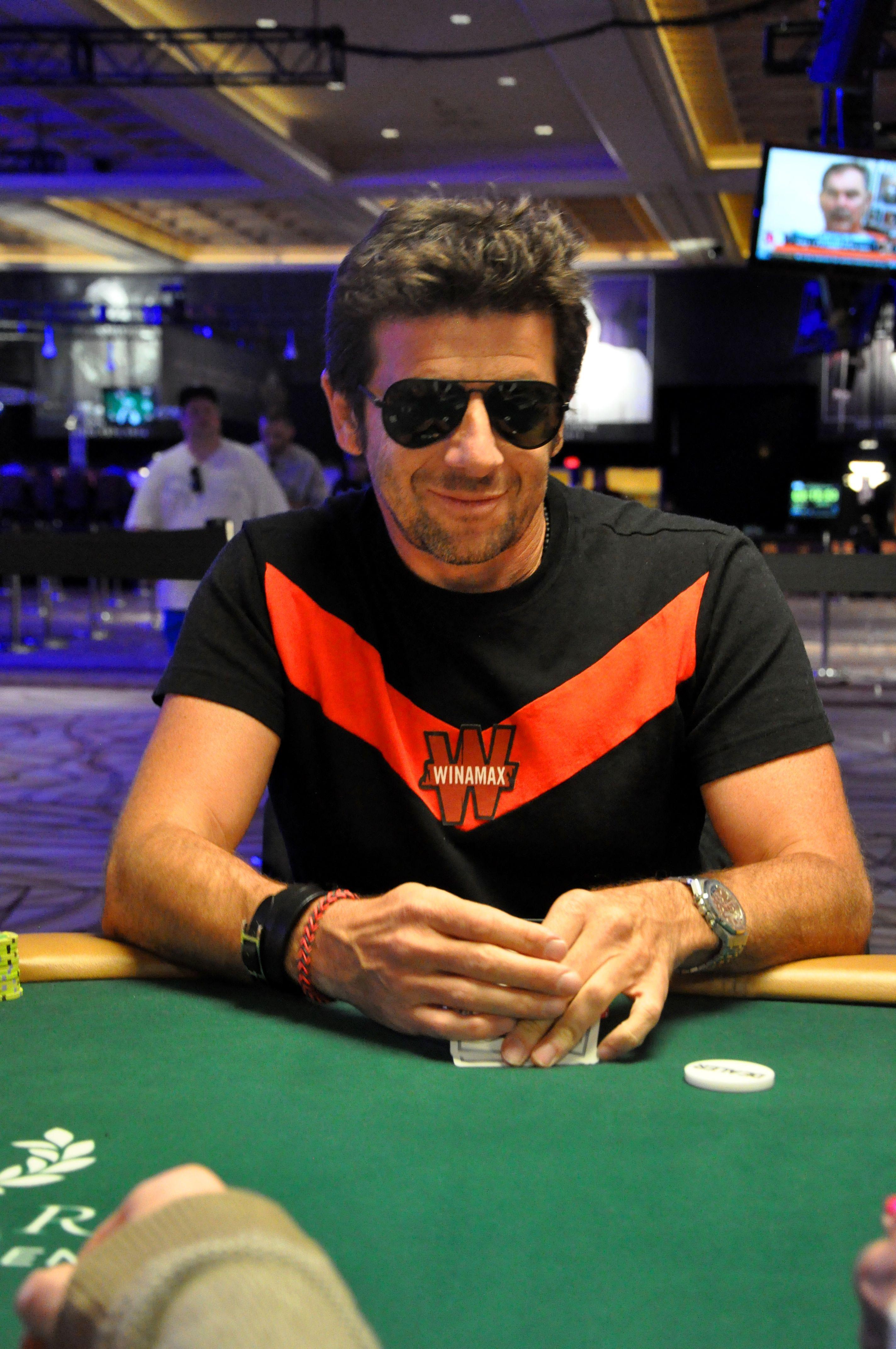 Patrick Bruel Wsop Winamax Poker Patrick Bruel Bruel Chanteurs Francais