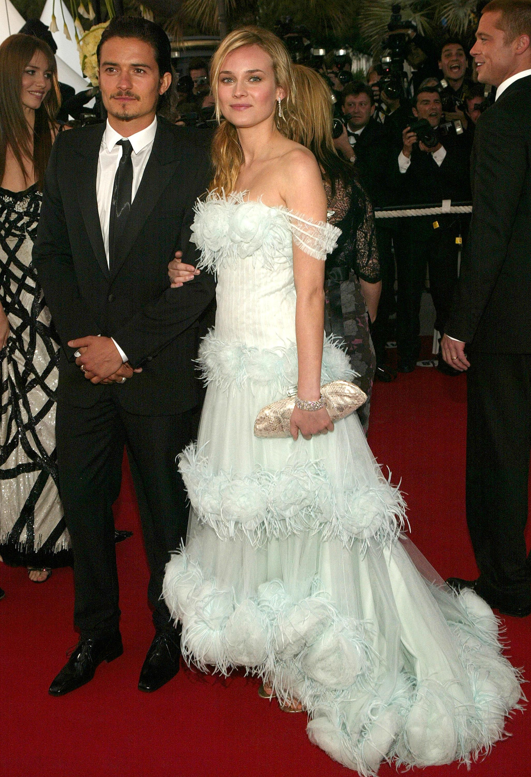 Diane Kruger In Chanel 2010 The Most Stunning Cannes Film Festival Gowns Of All