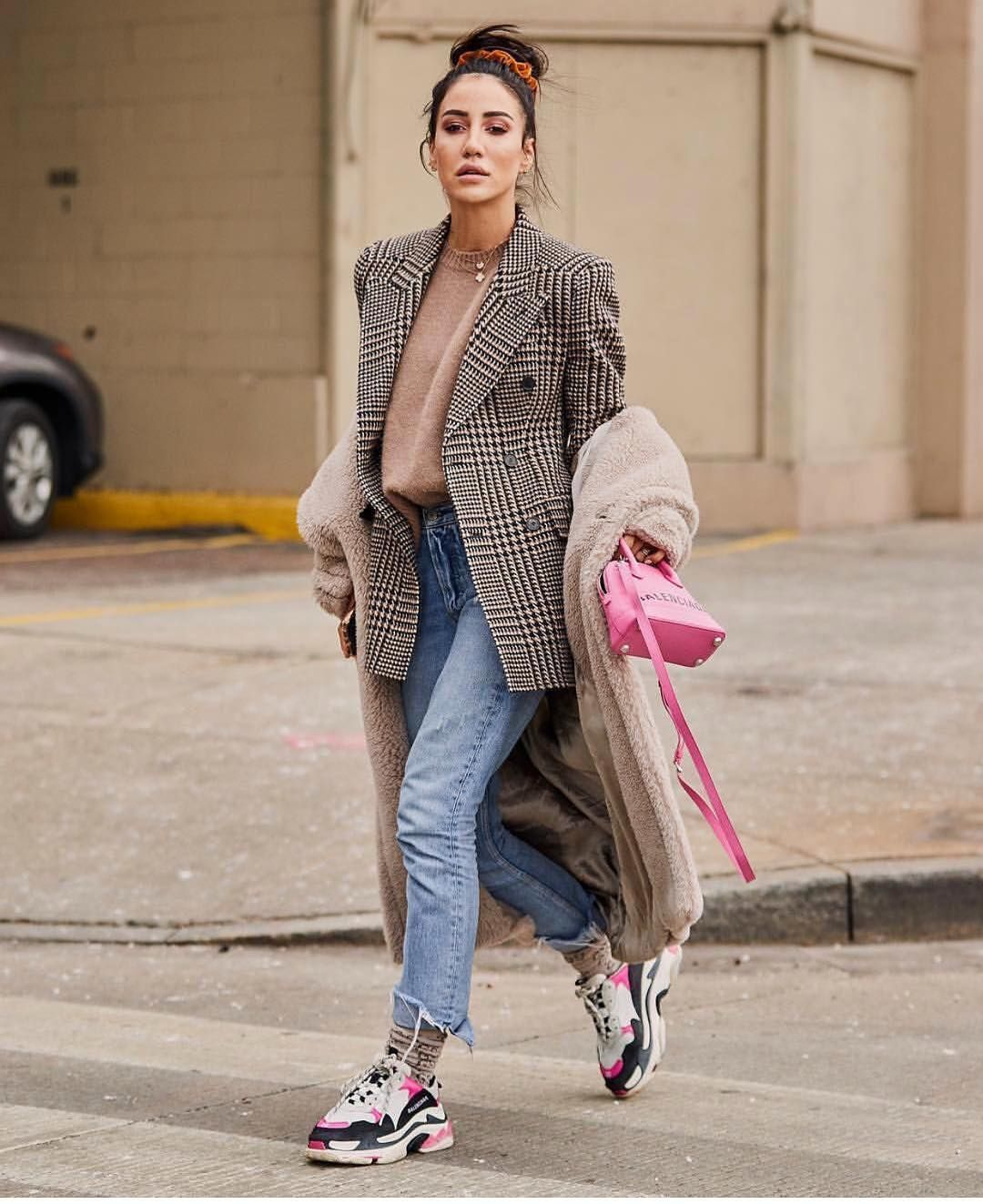 "Scandinavian Inspired Fashion on Instagram ""Pink details ..."